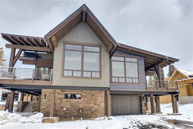 174 Cucumber Creek Road, Breckenridge, CO 80424 (MLS #S1019429) :: Colorado Real Estate Summit County, LLC