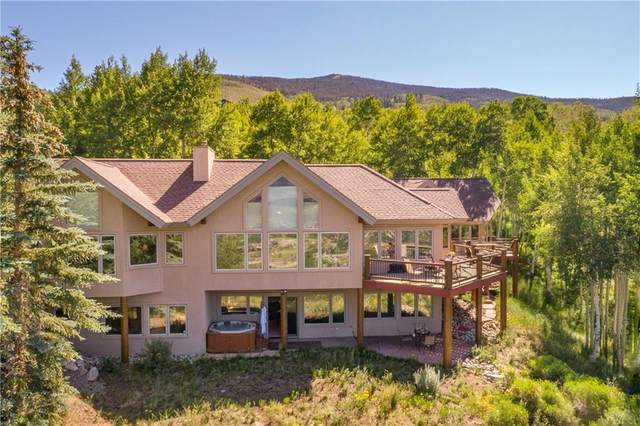 66 Spinning Leaf Trail, Silverthorne, CO 80498 (MLS #S1019430) :: Colorado Real Estate Summit County, LLC