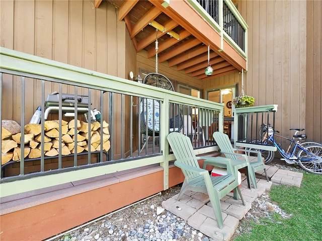 393 Wild Irishman Road #1050, Dillon, CO 80435 (MLS #S1019437) :: Colorado Real Estate Summit County, LLC
