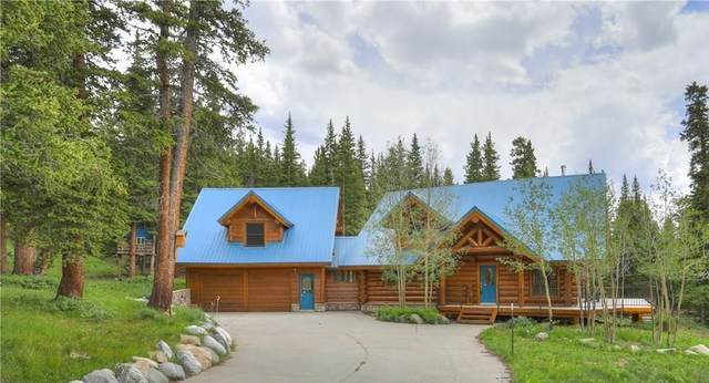 58960 Hwy 9, Alma, CO 80420 (MLS #S1019439) :: eXp Realty LLC - Resort eXperts