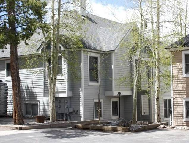 404 S Ridge Street F2, Breckenridge, CO 80424 (MLS #S1019448) :: Colorado Real Estate Summit County, LLC