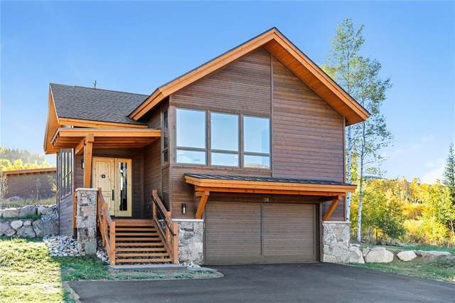 87 Glazer Trail, Silverthorne, CO 80498 (MLS #S1019451) :: Colorado Real Estate Summit County, LLC