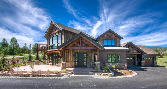 718 Tiger Road, Breckenridge, CO 80424 (MLS #S1019454) :: eXp Realty LLC - Resort eXperts
