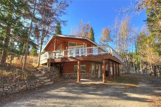 3334 Ski Hill Road, Breckenridge, CO 80424 (MLS #S1019455) :: Dwell Summit Real Estate