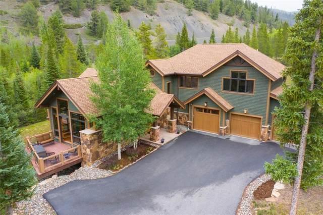 1231 Gold Run Road, Breckenridge, CO 80424 (MLS #S1019461) :: eXp Realty LLC - Resort eXperts