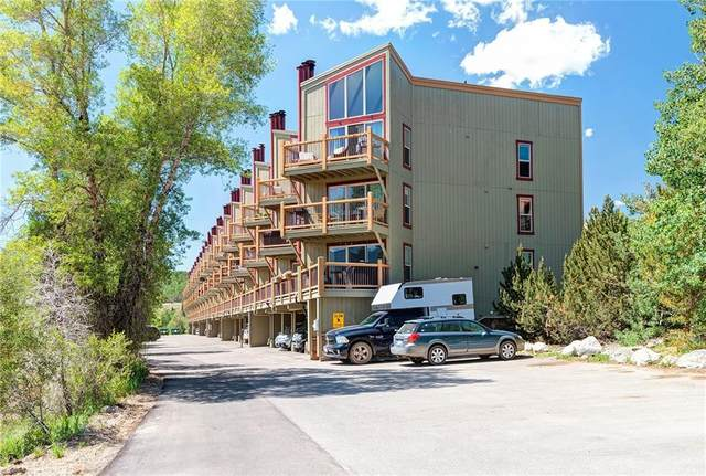 2423 Ryan Gulch Court #305, Silverthorne, CO 80498 (MLS #S1019476) :: eXp Realty LLC - Resort eXperts