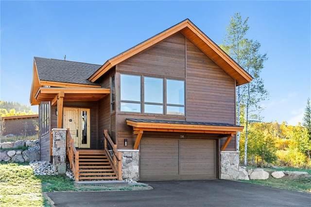 795 Maryland Creek Road, Silverthorne, CO 80498 (MLS #S1019478) :: Colorado Real Estate Summit County, LLC