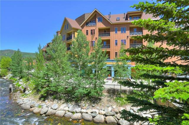 505A S Main Street #1501, Breckenridge, CO 80424 (MLS #S1019502) :: eXp Realty LLC - Resort eXperts