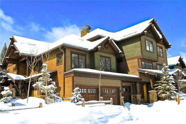 31 Union Creek Trail 31C, Copper Mountain, CO 80443 (MLS #S1019519) :: eXp Realty LLC - Resort eXperts
