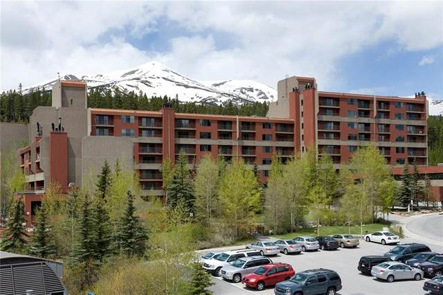 640 Village Road #4703, Breckenridge, CO 80424 (MLS #S1019526) :: Dwell Summit Real Estate