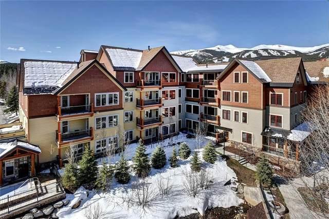 610 Columbine Road #6406, Breckenridge, CO 80424 (MLS #S1019529) :: Dwell Summit Real Estate