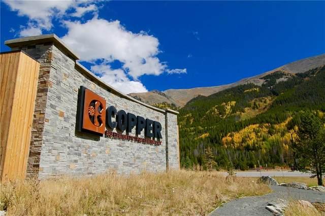 910 Copper Road #525, Copper Mountain, CO 80443 (MLS #S1019531) :: Colorado Real Estate Summit County, LLC