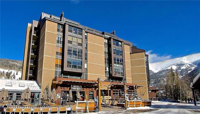 209 Ten Mile Circle #508, Copper Mountain, CO 80443 (MLS #S1019539) :: eXp Realty LLC - Resort eXperts