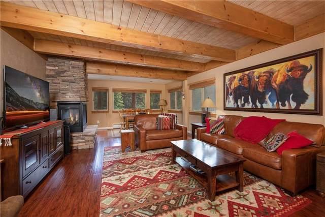 730 Columbine Road #25, Breckenridge, CO 80424 (MLS #S1019543) :: Colorado Real Estate Summit County, LLC