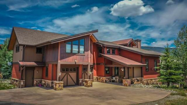 80 Mule Deer Court, Dillon, CO 80435 (MLS #S1019570) :: Colorado Real Estate Summit County, LLC