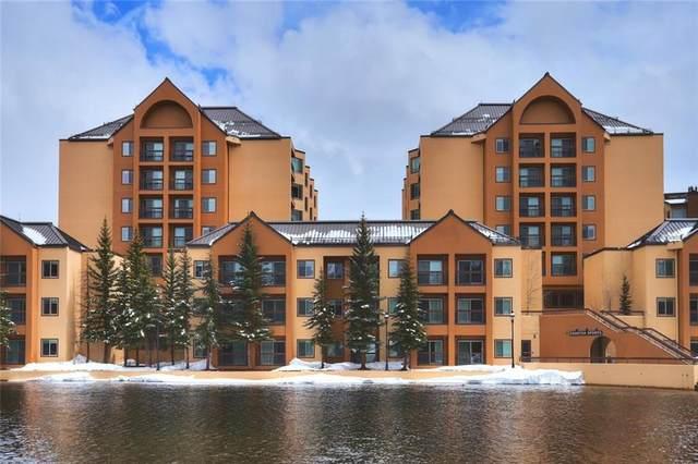 655 Columbine Road #7543, Breckenridge, CO 80424 (MLS #S1019584) :: Dwell Summit Real Estate