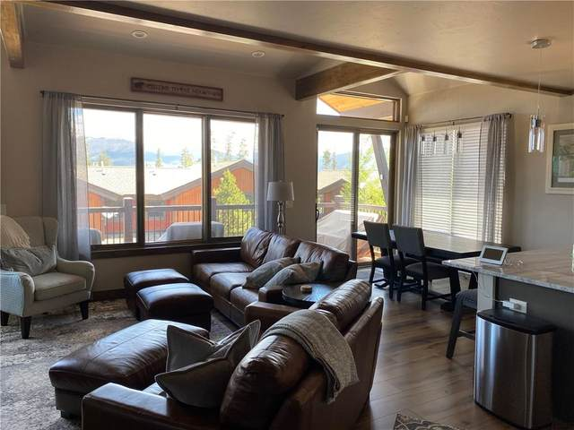 409 Lodge Pole Circle Q1, Silverthorne, CO 80498 (MLS #S1019585) :: Colorado Real Estate Summit County, LLC
