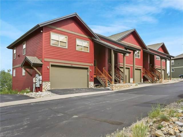 105C Wildernest Court 105-C, Silverthorne, CO 80498 (MLS #S1019588) :: Colorado Real Estate Summit County, LLC