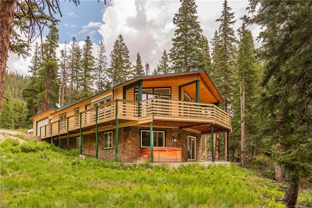 5732 Timberline Terrace, Fairplay, CO 80440 (MLS #S1019591) :: Dwell Summit Real Estate
