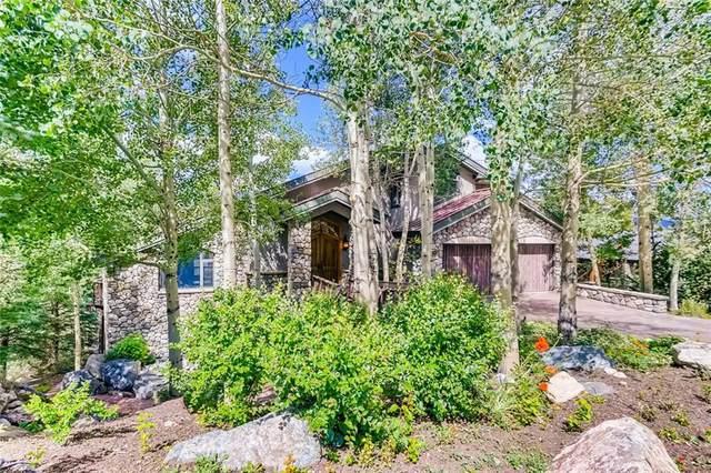 313 S Gold Flake Terrace, Breckenridge, CO 80424 (MLS #S1019598) :: Dwell Summit Real Estate