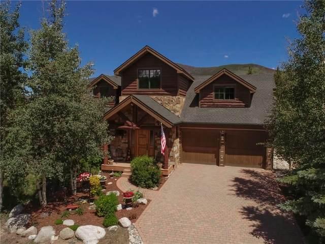 291 Elk Circle, Keystone, CO 80435 (MLS #S1019600) :: eXp Realty LLC - Resort eXperts