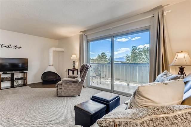 923 Straight Creek Drive #204, Dillon, CO 80435 (MLS #S1019601) :: Colorado Real Estate Summit County, LLC