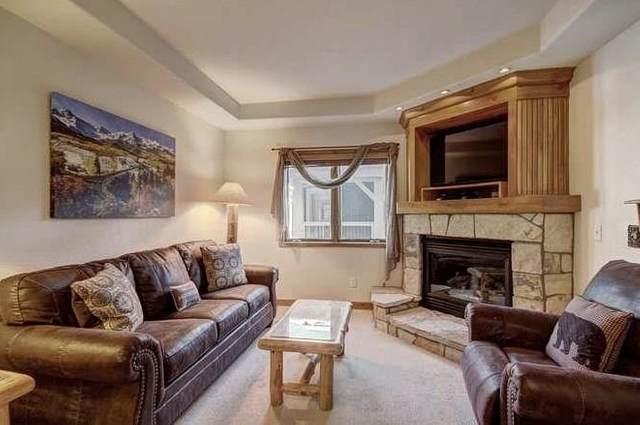 655 Four O Clock Road #212, Breckenridge, CO 80424 (MLS #S1019623) :: Mountain Habitat, LLC
