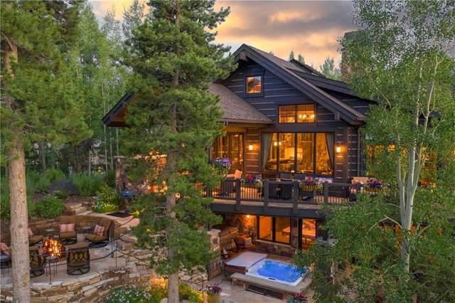 130 Hunters Knob Road, Silverthorne, CO 80498 (MLS #S1019635) :: Colorado Real Estate Summit County, LLC