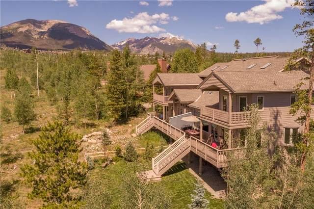 521 Ryan Gulch Road, Silverthorne, CO 80498 (MLS #S1019640) :: Colorado Real Estate Summit County, LLC