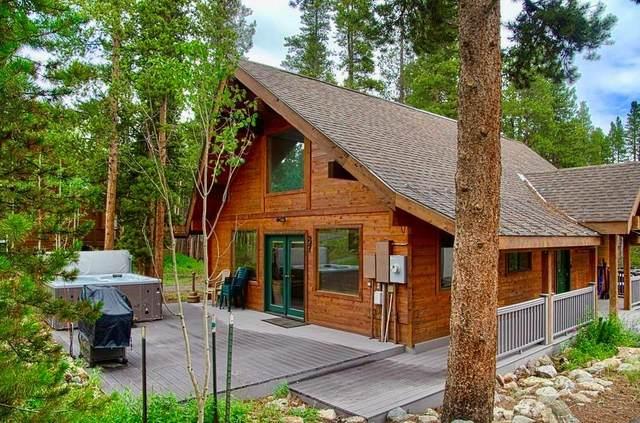 87 Gold King Way, Breckenridge, CO 80424 (MLS #S1019641) :: Dwell Summit Real Estate