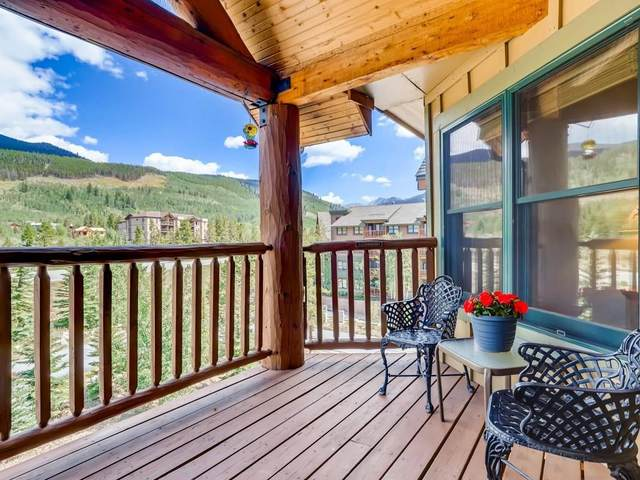 22714 Us Highway 6 #5996, Keystone, CO 80435 (MLS #S1019654) :: Colorado Real Estate Summit County, LLC