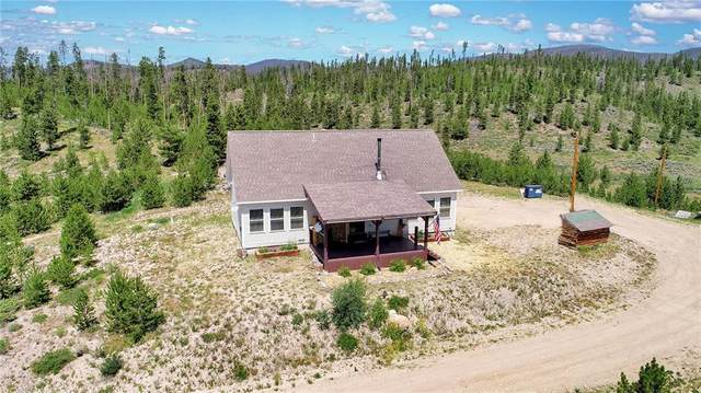 1040 County Road 452, Grand Lake, CO 80447 (MLS #S1019660) :: Dwell Summit Real Estate