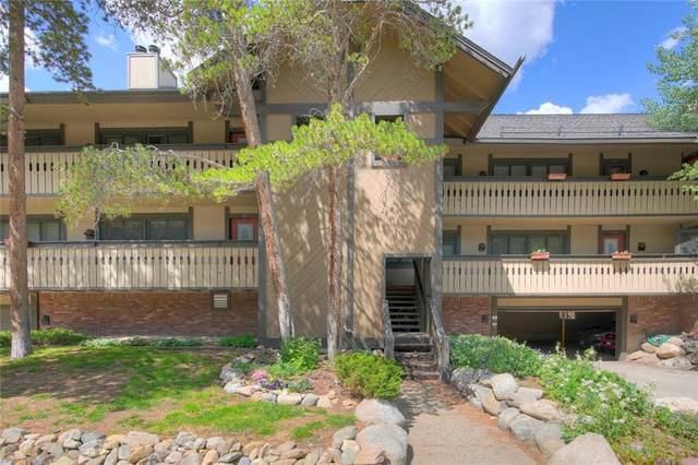 311 S High Street #104, Breckenridge, CO 80424 (MLS #S1019665) :: Dwell Summit Real Estate