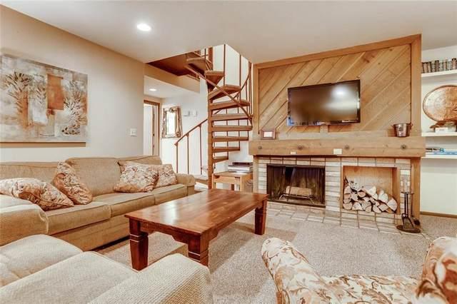 1937 Soda Ridge Road #1133, Dillon, CO 80435 (MLS #S1019667) :: Colorado Real Estate Summit County, LLC
