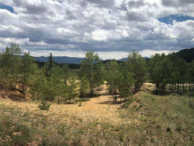 45 Pueblo Drive, Como, CO 80456 (MLS #S1019689) :: Dwell Summit Real Estate