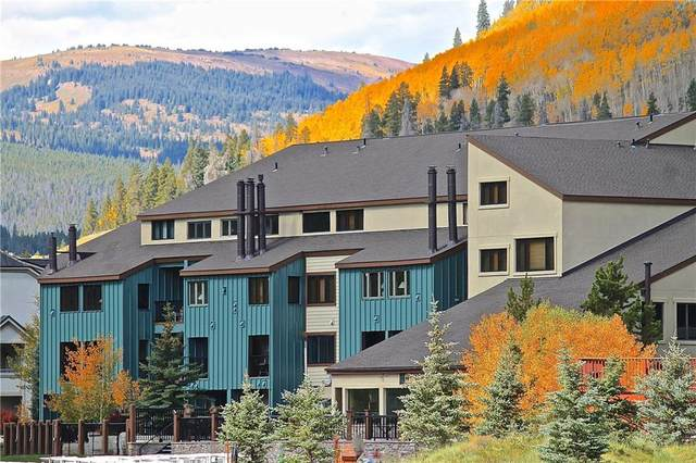 154 Wheeler Place 301/303, Copper Mountain, CO 80443 (MLS #S1019692) :: eXp Realty LLC - Resort eXperts