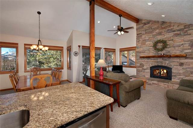 210 Tennis Club Road #1624, Keystone, CO 80435 (MLS #S1019720) :: Colorado Real Estate Summit County, LLC