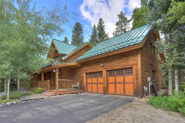 101 Sunset Drive, Frisco, CO 80443 (MLS #S1019735) :: eXp Realty LLC - Resort eXperts