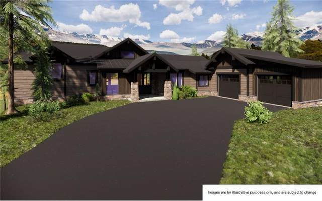 2850 Hunters Knob Road, Silverthorne, CO 80498 (MLS #S1020751) :: Colorado Real Estate Summit County, LLC