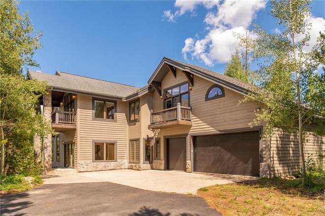 1717 Red Hawk Road, Silverthorne, CO 80498 (MLS #S1020761) :: eXp Realty LLC - Resort eXperts