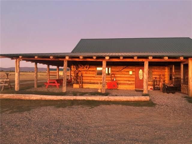 35151 Hwy 14 None, Other, CO 80480 (MLS #S1020775) :: Colorado Real Estate Summit County, LLC