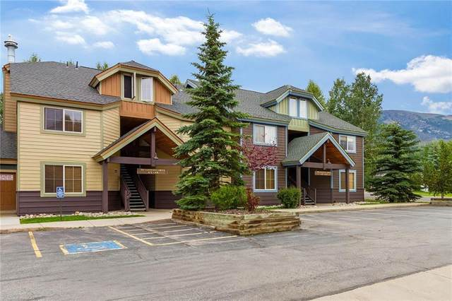 700 Lakepoint Drive #5, Frisco, CO 80443 (MLS #S1020783) :: Colorado Real Estate Summit County, LLC