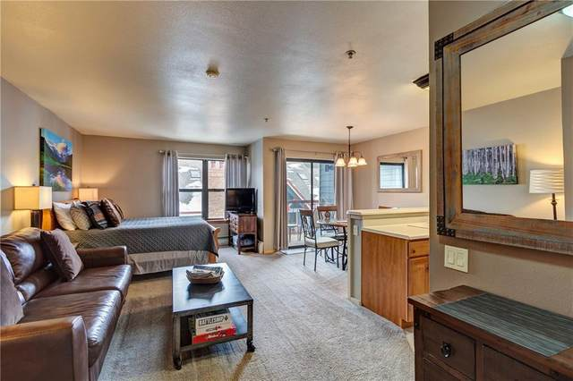 100 S Park Avenue #407, Breckenridge, CO 80132 (MLS #S1020807) :: Dwell Summit Real Estate