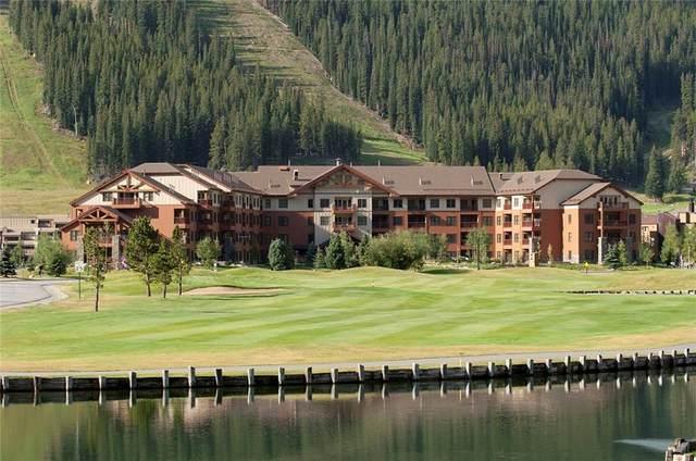 105 Wheeler Circle #420, Copper Mountain, CO 80443 (MLS #S1020819) :: Colorado Real Estate Summit County, LLC