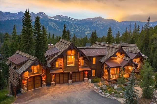 62 Goldenview Drive, Breckenridge, CO 80424 (MLS #S1020841) :: Colorado Real Estate Summit County, LLC