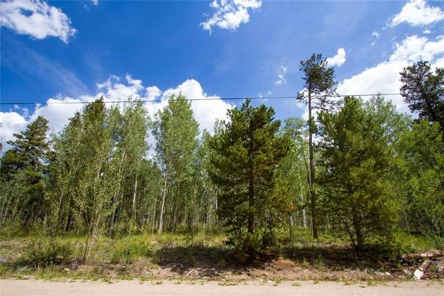 72 Quarry Way, Fairplay, CO 80440 (MLS #S1020847) :: Colorado Real Estate Summit County, LLC