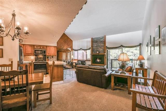400 Four Oclock Road 7 E, Breckenridge, CO 80424 (MLS #S1020856) :: eXp Realty LLC - Resort eXperts