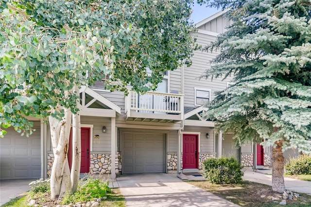 105 Creek Lane #105, Silverthorne, CO 80498 (MLS #S1020858) :: eXp Realty LLC - Resort eXperts