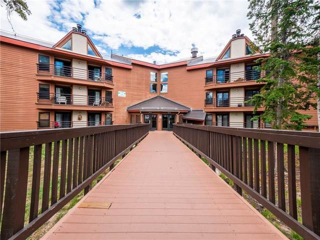 89200 Ryan Gulch Road #307, Silverthorne, CO 80498 (MLS #S1020859) :: eXp Realty LLC - Resort eXperts