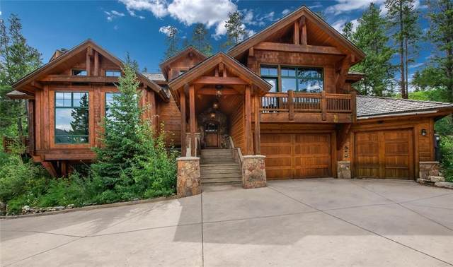1050 Four Oclock Road, Breckenridge, CO 80424 (MLS #S1020862) :: Dwell Summit Real Estate